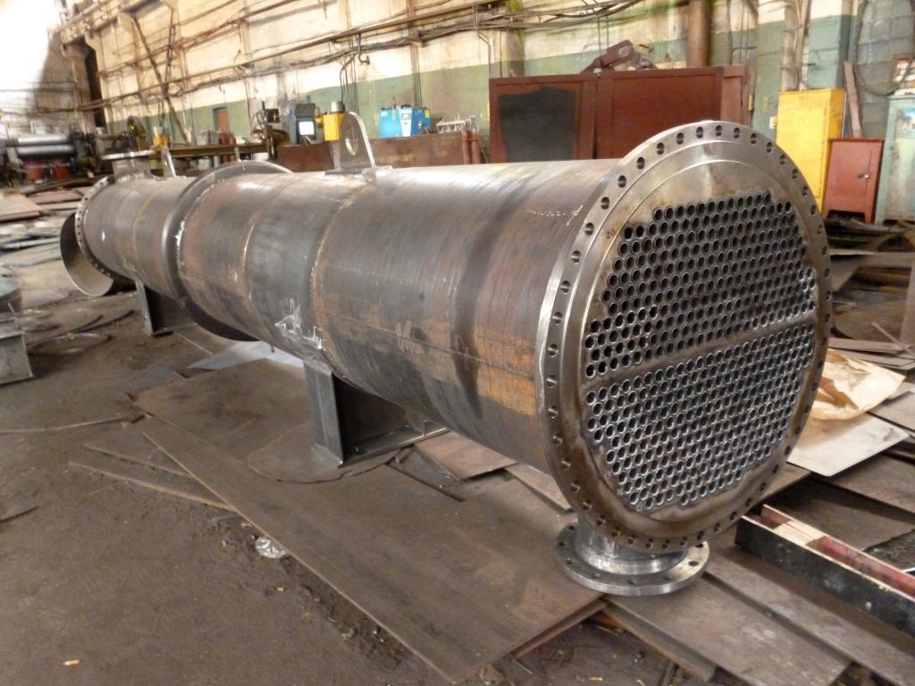 Кожухотрубчатые теплообменники с пл отопление газовым и твердотопливным котлами через теплообменник
